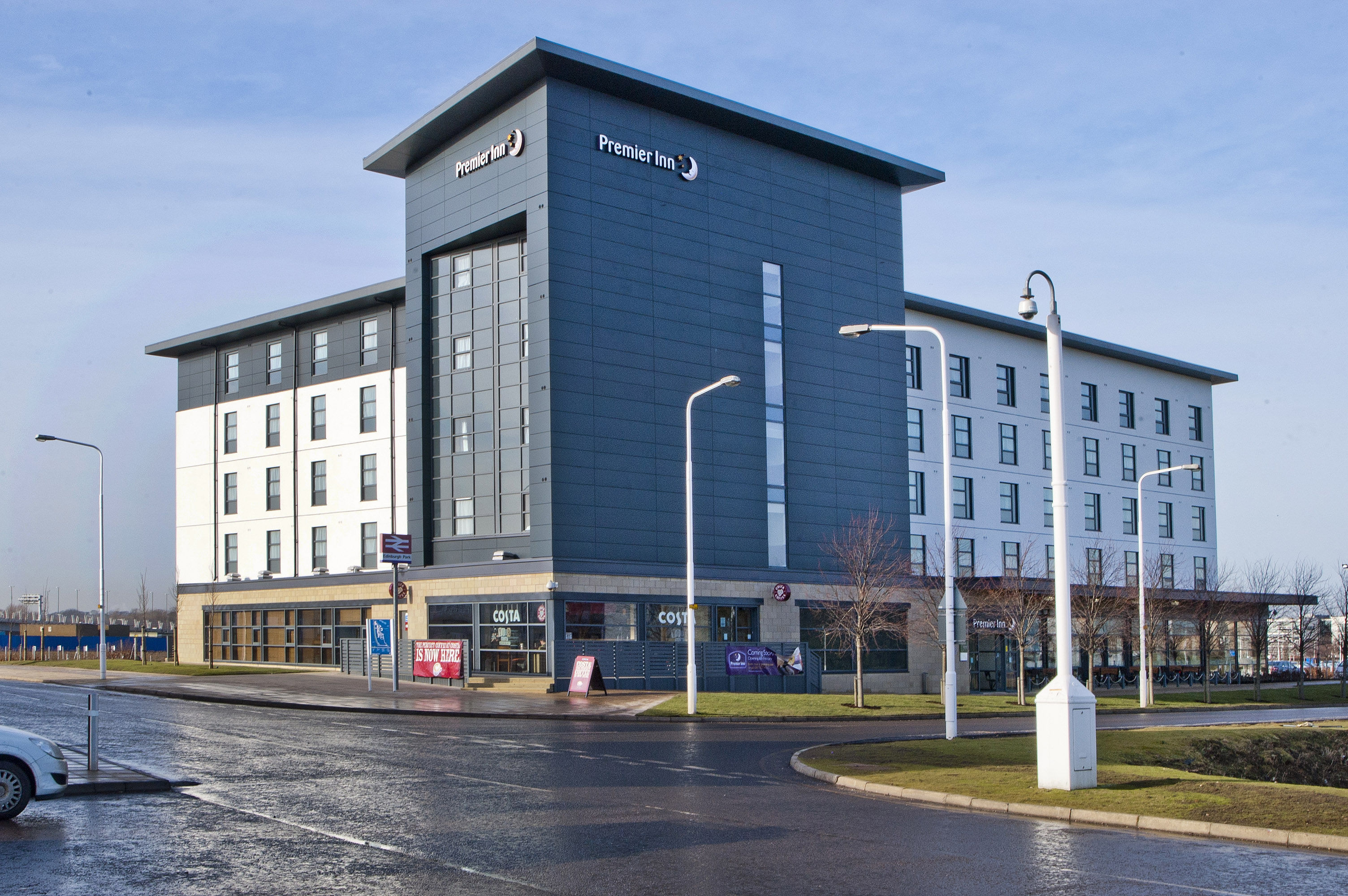 The Gyle Premier Inn at Edinburgh Park (Premier Inn/PA Wire)