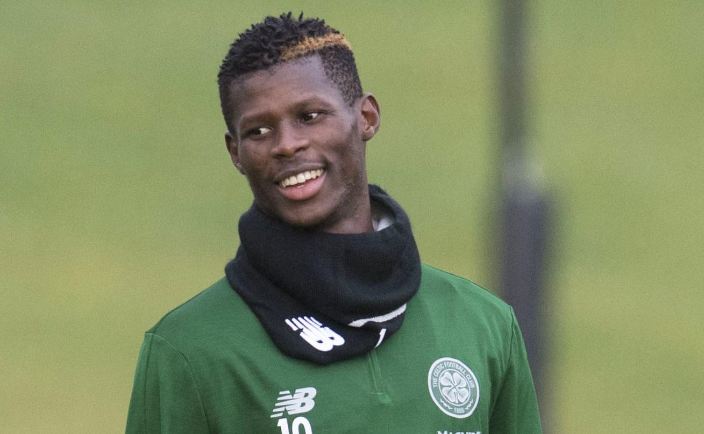 Celtic's Vakoun Issouf Bayo (SNS Group)