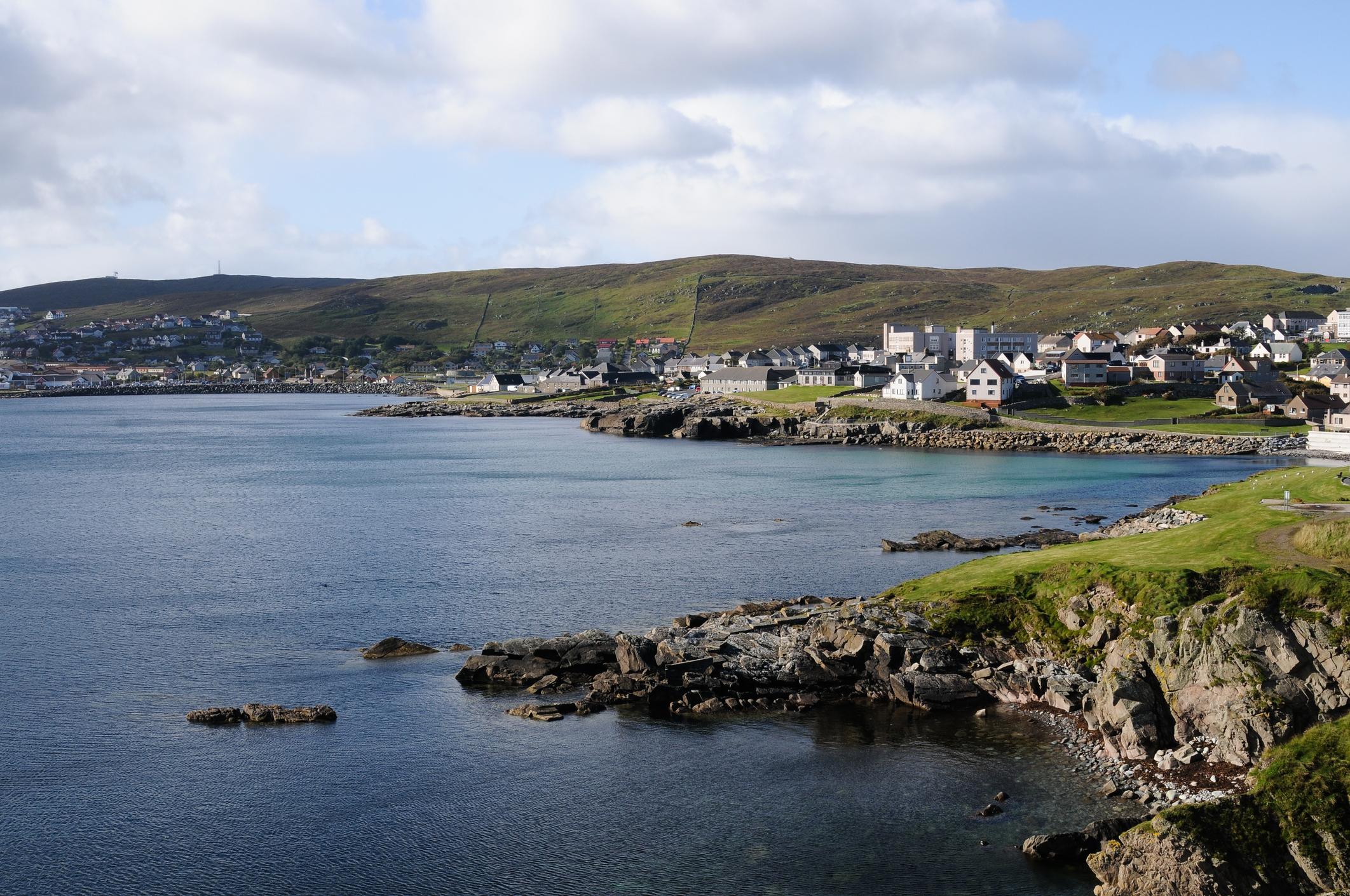 Lerwick, Shetland Islands. (iStock)
