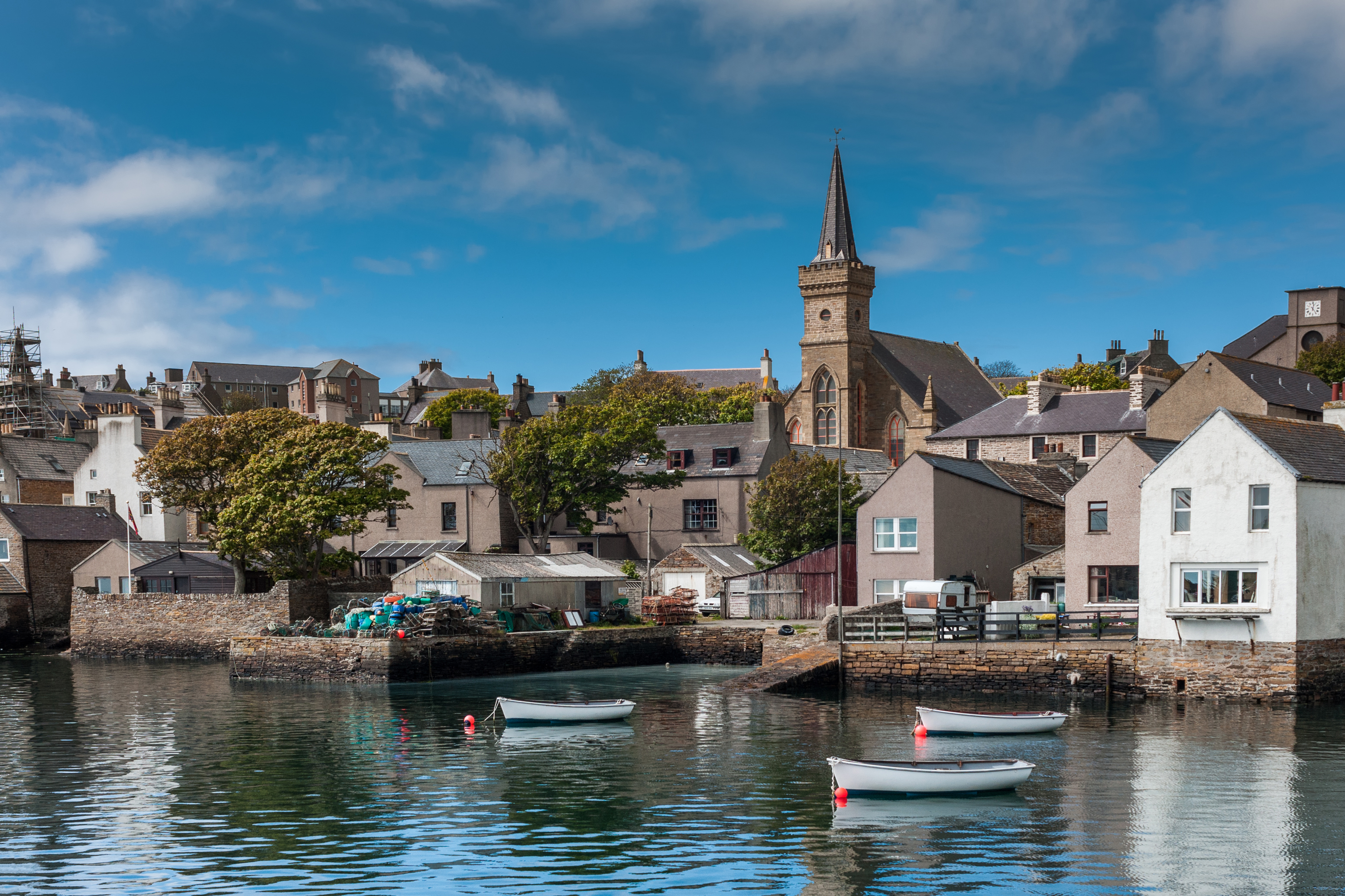 Stromness, Orkney (Getty Images)
