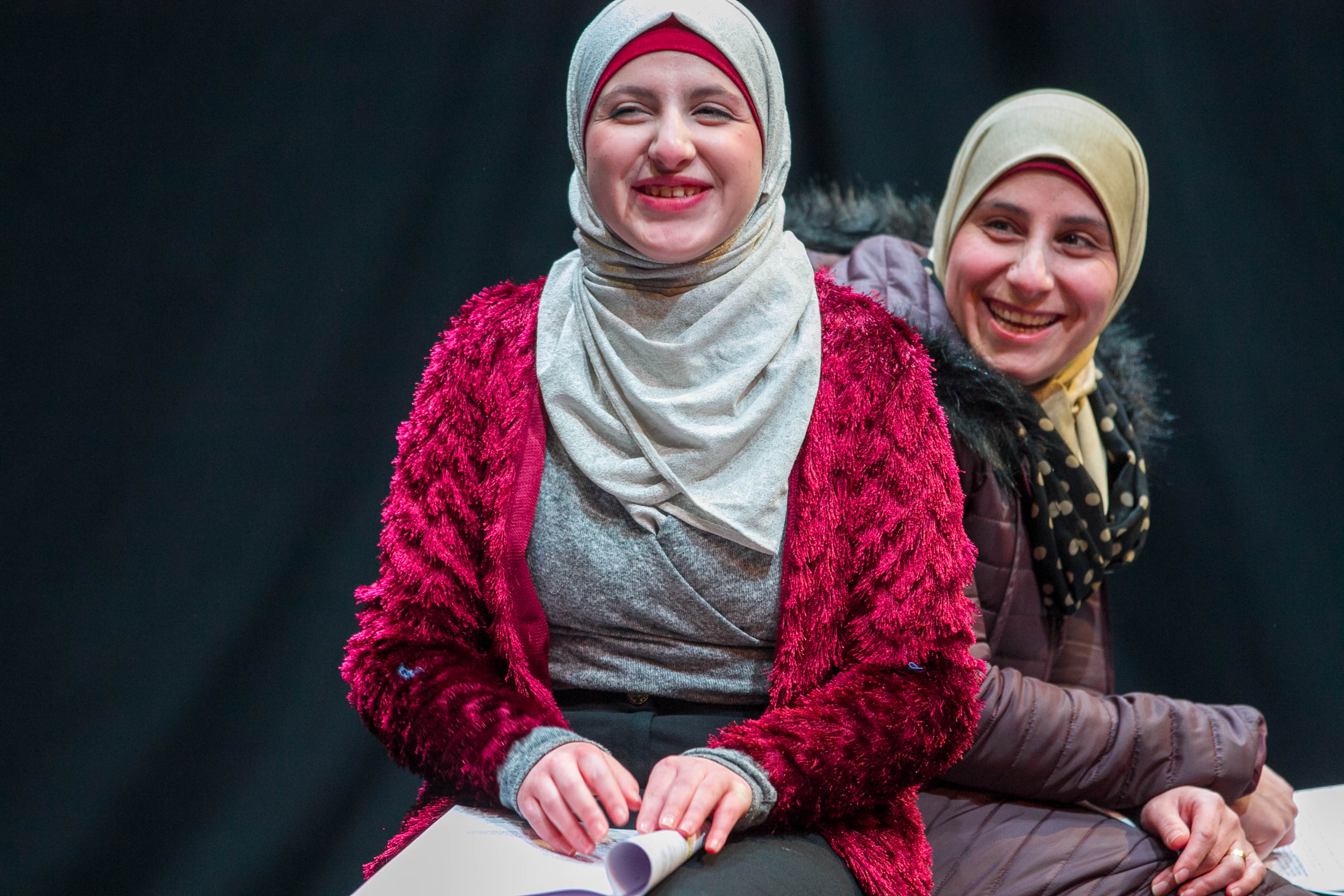 A brand new, haunting and uplifting adaptation of Euripides' great anti-war tragedy, written and acted by a cast of Syrian refugees living in Glasgow.