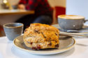 Good & Proper Deli's scone