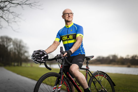 Jon Ruszka is taking part in an epic cycle challenge with Mark Beaumont Raising money for the Archie Foundation.