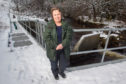 Carol Thomas is hoping the Hydro Power scheme will give good returns