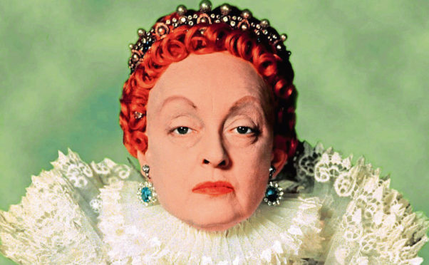 Bette in The Private Lives Of Elizabeth And Essex