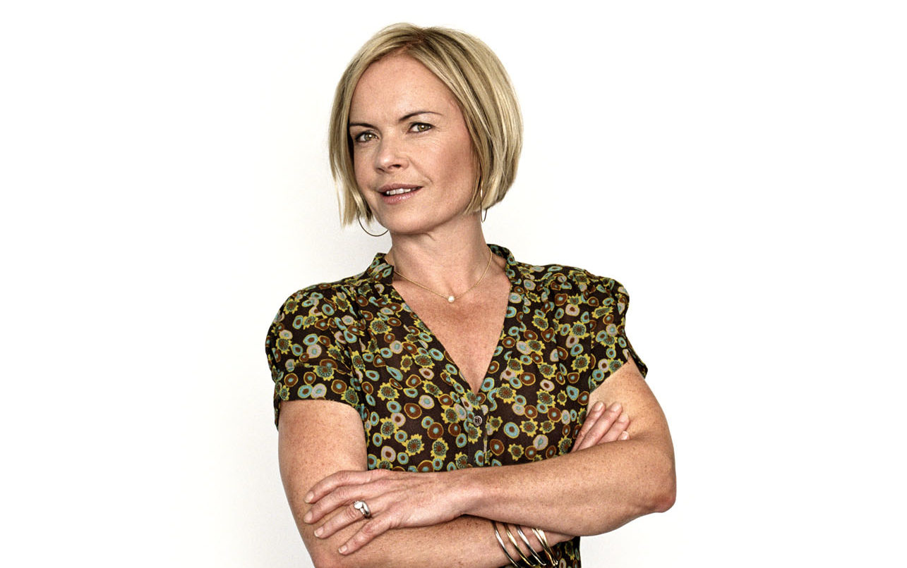 Mariella Frostrup speaks out about the need for change (BBC / Abigal Zoe Martin)