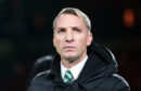 Celtic manager Brendan Rodgers (Graham Stuart/PA Wire)