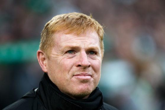 Interim Celtic boss Neil Lennon