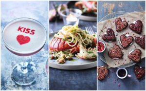 Show your love this Valentine's Day by cooking for your significant other (Pictures courtesy of Waitrose & Partners)