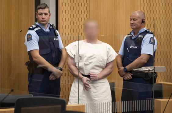 Facebook attempts to curb appeal of New Zealand mosque shooting video