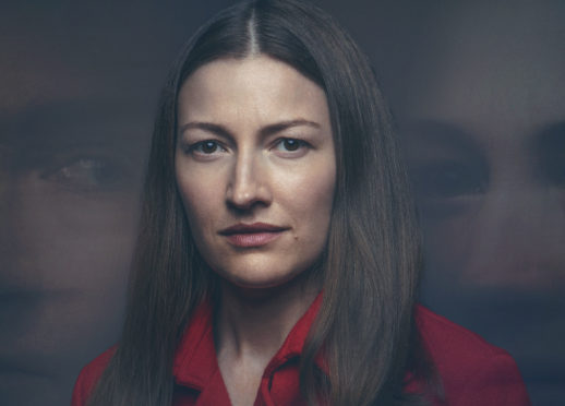 Kelly MacDonald in The Victim.