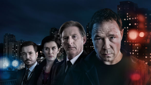 The cast of series five