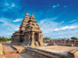 Shore Temple in Mahabalipuram is just one of many picturesque sights you will see while in this part of the world
