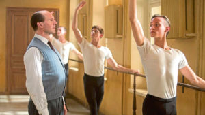 Ralph Fiennes directs The White Crow, the story of Rudolf Nureyev's defection to the West