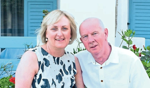 Sue and Phil are back to planning their holidays