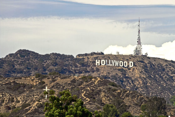 So was Hollywood ever a holly wood?