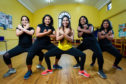 Fitness instructor Savita Sampath Kumar runs a Bollywood dance fitness class called BollyX