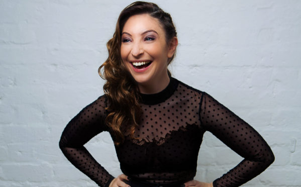 Musical comedian and impressionist Jess Robinson on Glasgow show, Britain's Got Talent memories and meeting those she's mimicked