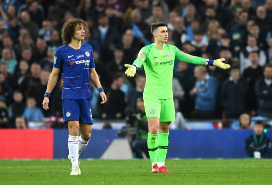 innovative design b7d5a 80e5e Alan Brazil: Chelsea boss Maurizio Sarri should banish Kepa ...