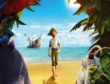Robinson Crusoe 2016 animation.