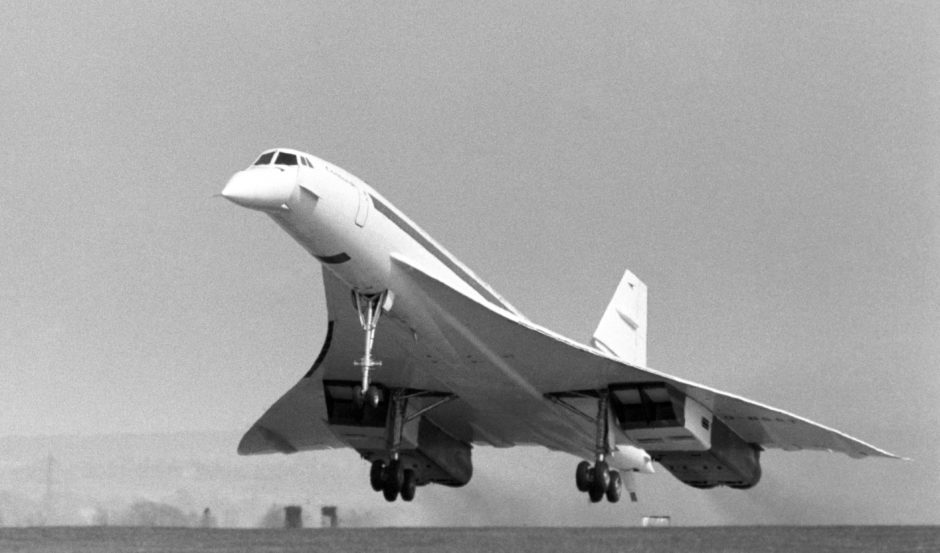 On March 2nd 1969, Concorde made its maiden flight