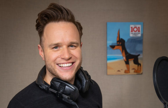 Olly Murs on 'nerves' over first acting role in new Disney