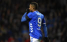 Jermain Defoe in action for Rangers