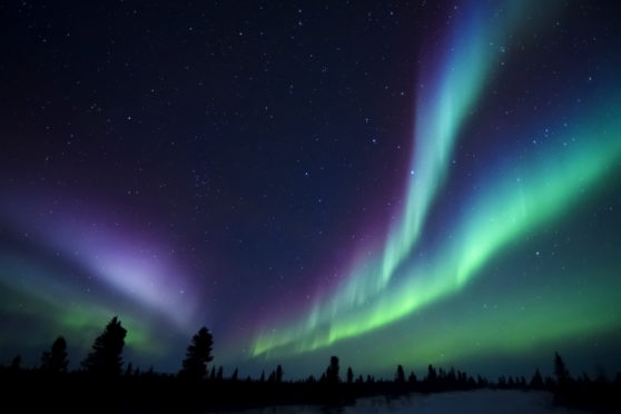The Northern Lights may be visible this weekend in IL, several states