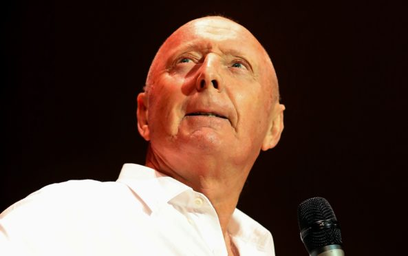 Jasper Carrot says he is enjoying his stand-up again after a break, despite recently celebrating his 74th birthday