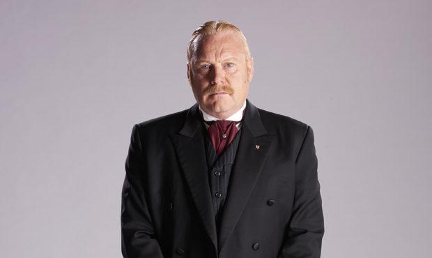 Thomas Craig in Murdoch Mysteries