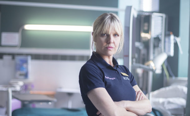 Ashley Jensen in Trust Me