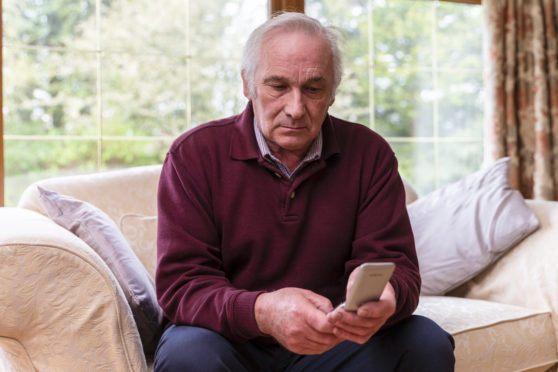 Raw Deal: Reader left fed-up and furious after a flurry of calls selling funeral plan