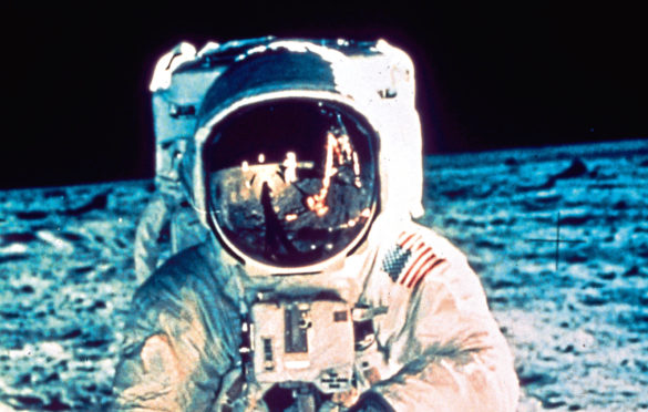 00be3f28 The story of the moon landings, part three: The whole world got a Buzz from  those giant steps
