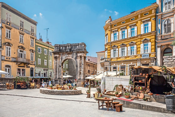 Travel: How to spend 48 hours in Croatia's seafront city Pula