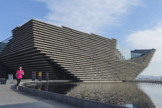 800,000 visit V&A museum in its first year - Sunday Post