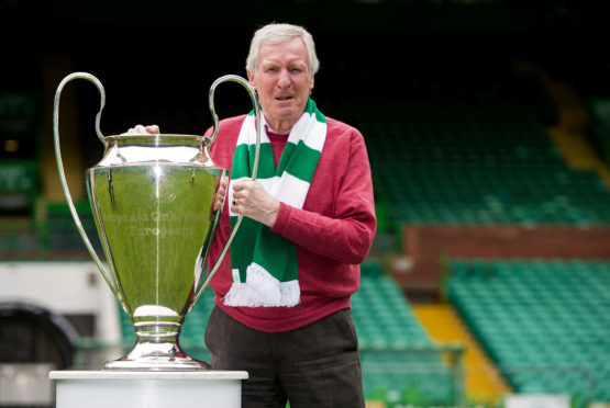 Billy McNeill in 2014