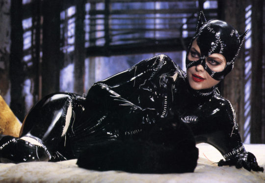 It was 27 years ago, but most men will remember Michelle Pfeiffer as Catwoman in 1992's Batman Returns