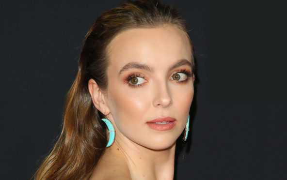 Killing Eve star Jodie Comer has brows to die for