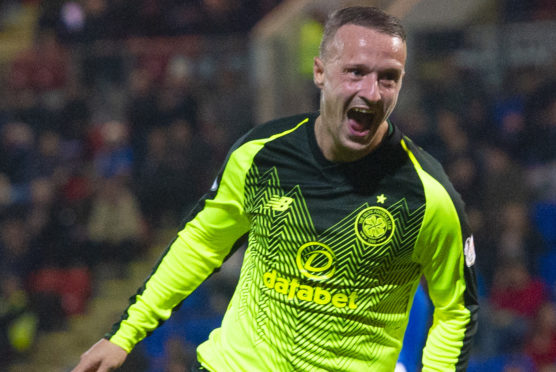 Celtic boss Neil Lennon urges striker Leigh Griffiths to repay club's patience - Sunday Post