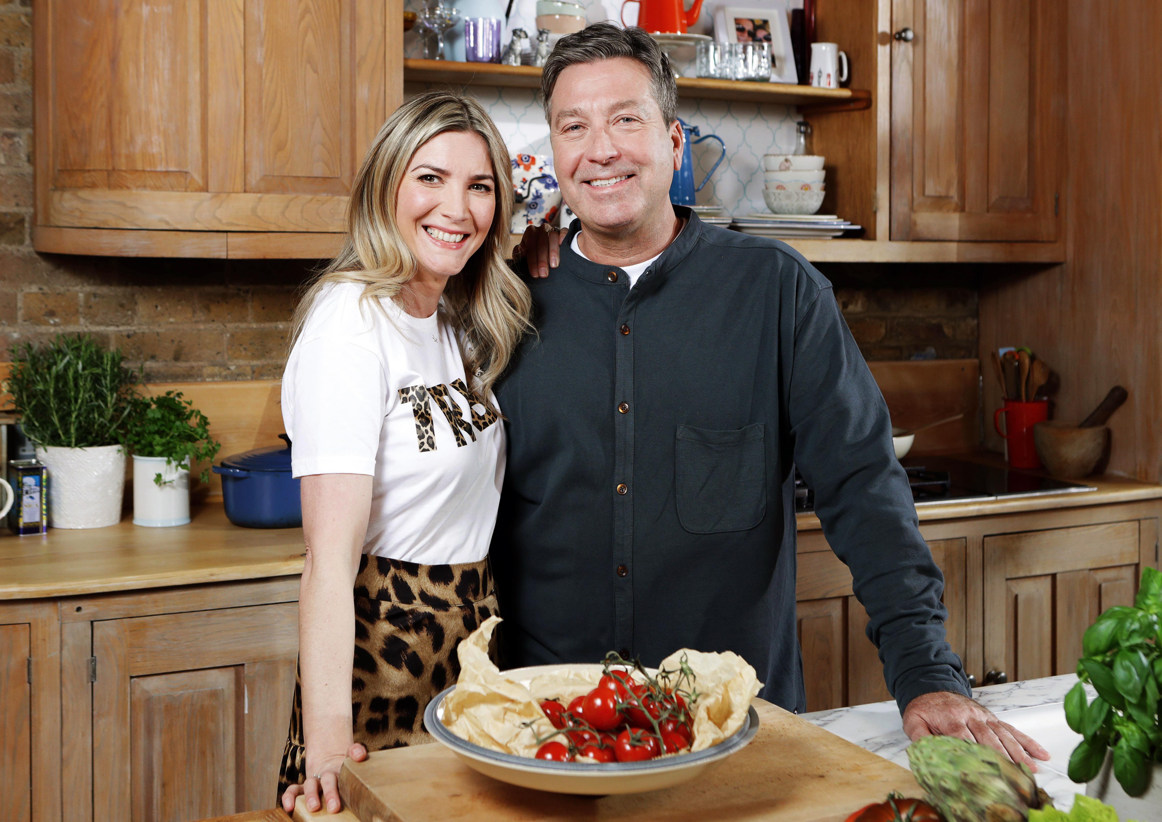 Spooks Star Turned Celebrity Chef Lisa Faulkner On Her Tv