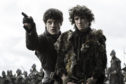 "Iwan Rheon, Art Parkinson, ""Game of Thrones"" (2016) Season 6"