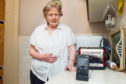 Peggy George has had problems with her utility bills since her smart meter has been installed.