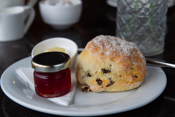 Scone Spy: Time seems to stand still at cosy Douglas cafe The Scrib Tree - Sunday Post