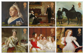 Some of the new stamps