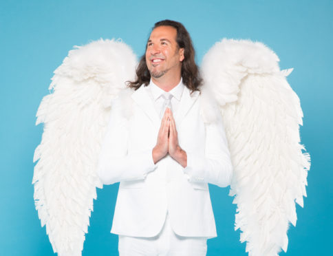 Earth Angels Man.