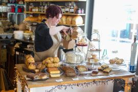 Junction Cafe Scone Spy, Lochwinnoch.
