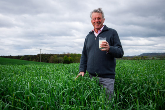Gordon Rennie believes oats offer huge potential
