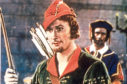 Errol Flynn as Robin Hood, 1938