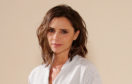 Victoria Beckham shows off her smooth, glowing skin
