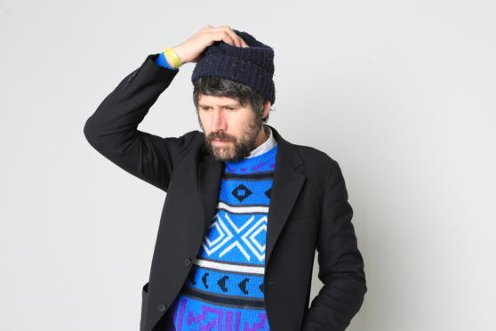 Super Furry Animals star Gruff Rhys looks forward to 'intimate and spontaneous' Tae Sup Wi' A Fifer gig - Sunday Post